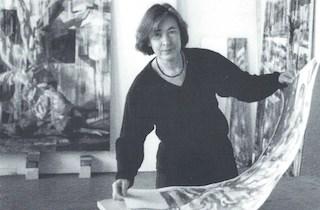 Evelyn Kuwertz, Foto der Berliner Zeitung